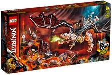 Конструктор LEGO Дракон чародея-скелета (71721)