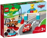 Конструктор LEGO Гонки Молнии МакКуина (10924)