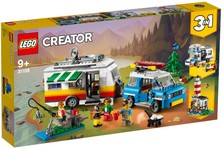 Конструктор LEGO Отпуск в доме на колесах (31108)