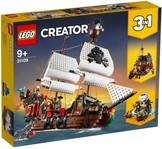 Конструктор LEGO Пиратский корабль (31109)
