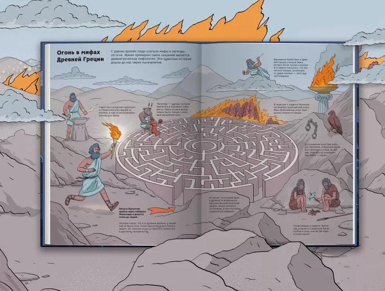 """Купить книгу """"Секреты огня"""""""