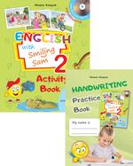 """Робочий зошит для 2 класу """"Activity Book"""" (з аудіосупроводом, мультимедійною програмою та прописами) - купить и читать книгу"""