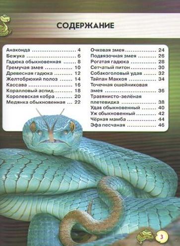 """Купить книгу """"Мир вокруг нас. Змеи"""""""