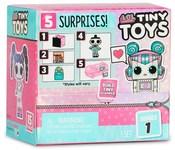 Ігровий набір-сюрприз з лялькою L.O.L. Surprise Tiny Toys Крихітки (565796)