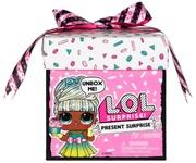 Ігровий набір-сюрприз з лялькою L.O.L. Surprise Present Surprise Подарунок (570660)