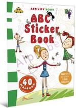 АВС Sticker Book - купить и читать книгу