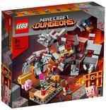 Конструктор LEGO Minecraft Битва за красную пыль (21163)
