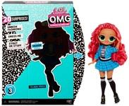 Ігровий набір з лялькою L.O.L. Surprise O.M.G S3 Відмінниця (567202)