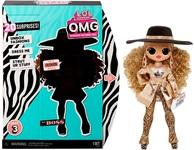 Ігровий набір з лялькою L.O.L. Surprise O.M.G S3 Леді-Бос (567219)