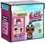 Ігровий набір з лялькою L.O.L. Surprise Furniture S2 Кімната Леді-Сплюшки (570035)