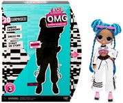 Ігровий набір з лялькою L.O.L. Surprise O.M.G S3 Леді-Релакс (570165)