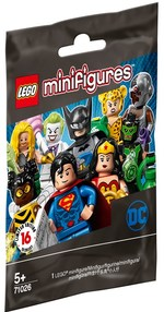 Конструктор LEGO Minifigures DC Super Heroes Series (71026)