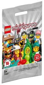 Конструктор LEGO Minifigures Минифигурки LEGO®: Серия 20 (71027)