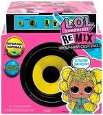 Ігровий набір з лялькою L.O.L. Surprise Remix Hairflip Музичний сюрприз, в асортименті (566960) - купити онлайн