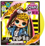 Ігровий набір з лялькою L.O.L. Surprise O.M.G. Remix Диско-Леді (567257) - купити онлайн