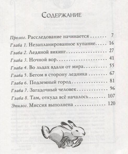 "Купить книгу ""Агата Мистери. Книга 28. Загадка ледяного викинга"""