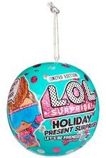 Ігровий набір-сюрприз з лялькою L.O.L. Surprise Holiday Новорічний лук (572329) - купити онлайн
