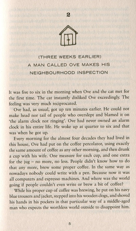 A Man Called Ove - купити і читати книгу