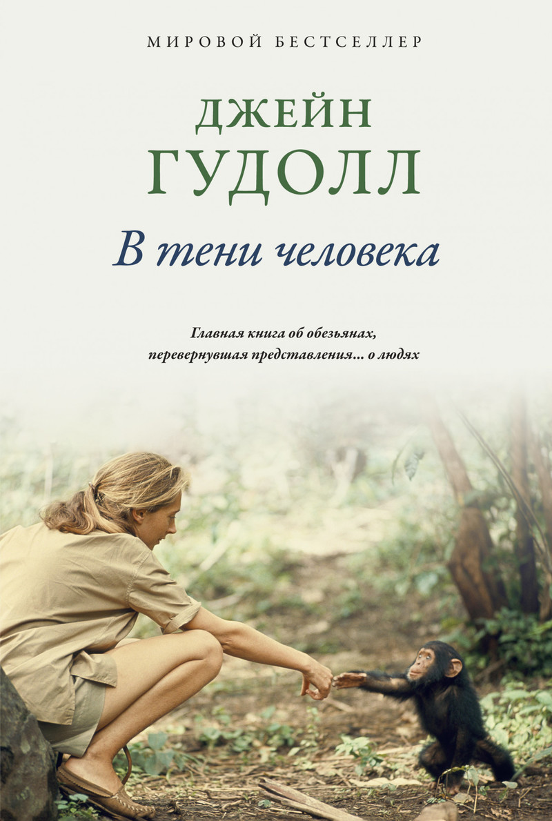 """Купить книгу """"В тени человека"""""""