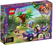 Конструктор LEGO Friends Порятунок слоненятка в джунглях (41421)