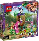 Конструктор LEGO Friends Джунгли: домик для панд на дереве (41422)