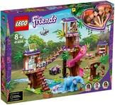 Конструктор LEGO Friends Джунгли: штаб спасателей (41424)