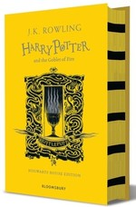 Harry Potter and the Goblet of Fire (Hufflepuff Edition) - купить и читать книгу