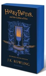Harry Potter and the Goblet of Fire (Ravenclaw Edition)