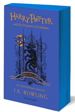Harry Potter and the Prisoner of Azkaban (Ravenclaw Edition) - купить и читать книгу