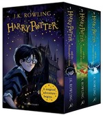 Harry Potter: A Magical Adventure Begins Box Set (Book 1-3)