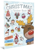 Christmas Sticker Book. Колядки - купити і читати книгу