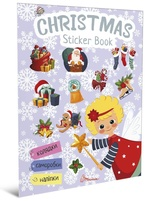 Christmas Sticker Book. Пісні про святого Миколая - купить и читать книгу