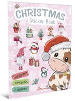 Christmas Sticker Book. Щедрівочка - купить и читать книгу