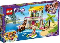 Конструктор LEGO Friends Пляжный домик (41428)