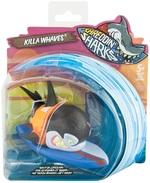 Фингерборд Shreddin' Sharks с фигуркой Killa Whaves (561965)