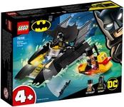Конструктор LEGO Super Heroes DC Comics Погоня за Пингвином на Бэткатере (76158)