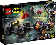 Конструктор LEGO Super Heroes DC Comics Побег Джокера на трицикле (76159)
