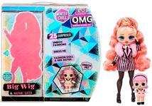 Игровой набор с куклой L.O.L. Surprise O.M.G Winter Chill Леди-Стайл (570264)