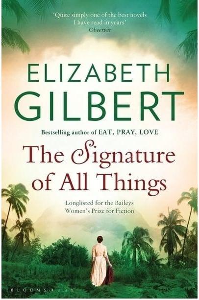The Signature of All Things - купити і читати книгу