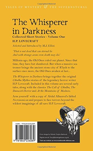 The Whisperer in Darkness. Collected Short Stories. Volume 1 - купити і читати книгу