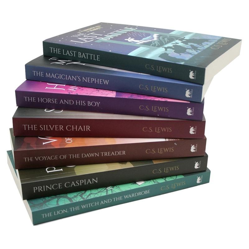 The Chronicles of Narnia Box Set - купить и читать книгу