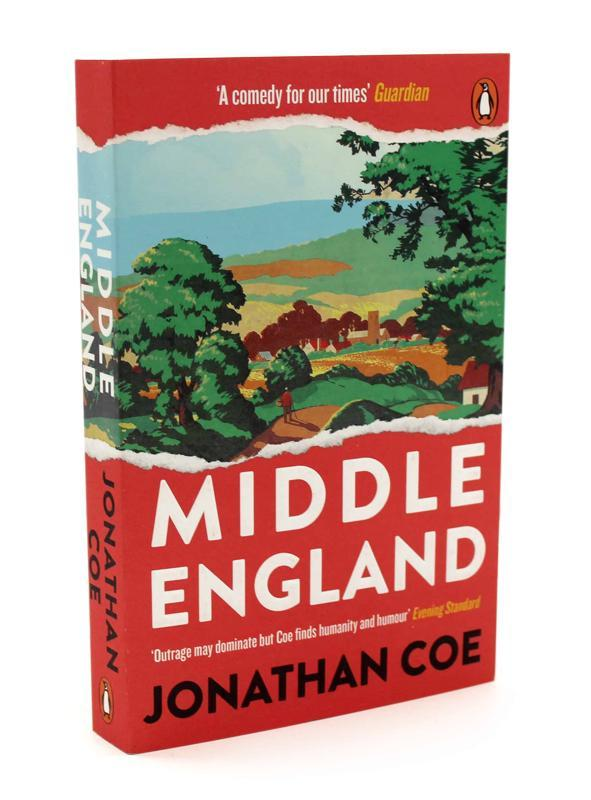 Middle England - купить и читать книгу