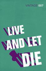 James Bond Series. Live and Let Die