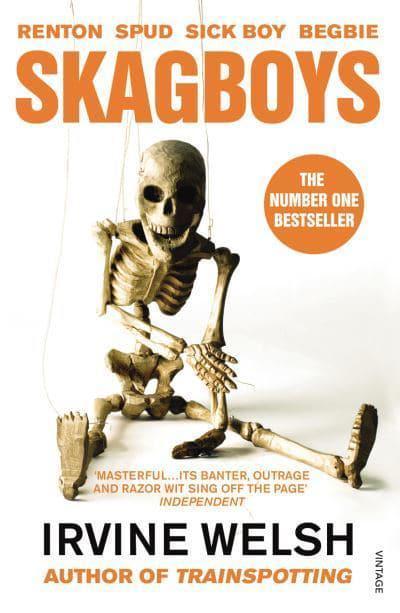 Skagboys. Book 1 - купить и читать книгу