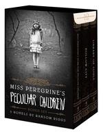 Miss Peregrine's Peculiar Children. Boxed Set