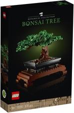 Конструктор LEGO Creator Expert Бонсай (10281) - купить онлайн