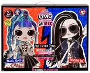 Ігровий набір з двома ляльками L.O.L. Surprise O.M.G. Remix Дует (567288) - купити онлайн