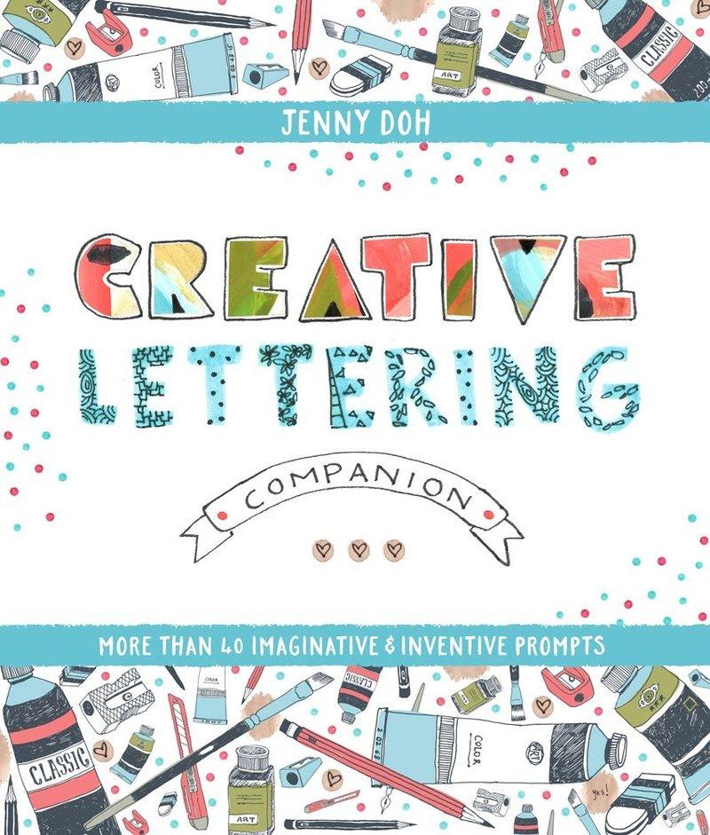 Creative Lettering Companion - купити і читати книгу