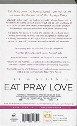 Eat Pray Love - купити і читати книгу
