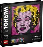 Конструктор LEGO Art Мэрилин Монро Энди Уорхола (31197)